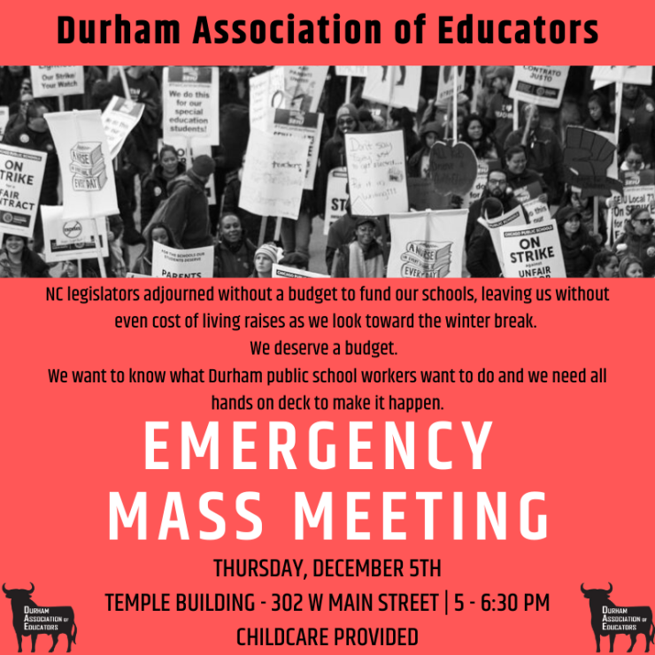 Copy of Durham Association of Educators
