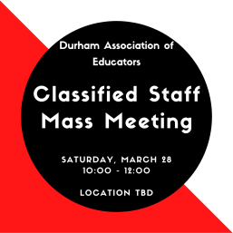 Durham Association of Educators Classified Staff Meeting.png